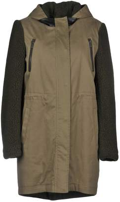 Trussardi JEANS Coats - Item 41819002RR