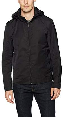 Calvin Klein Men's Nylon Bomber Jacket