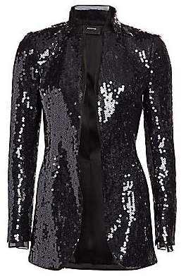 Akris Women's Sequin Blazer Jacket