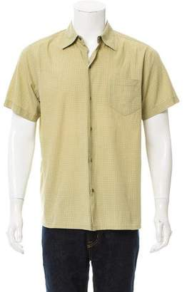 Marc Jacobs Short Sleeve Button-Up Shirt