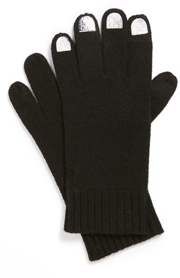 Marc by Marc Jacobs Merino Wool Gloves