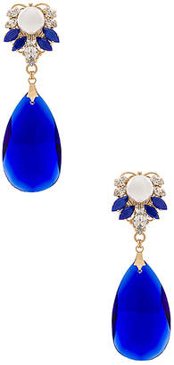 Anton Heunis Giant Gem Earring