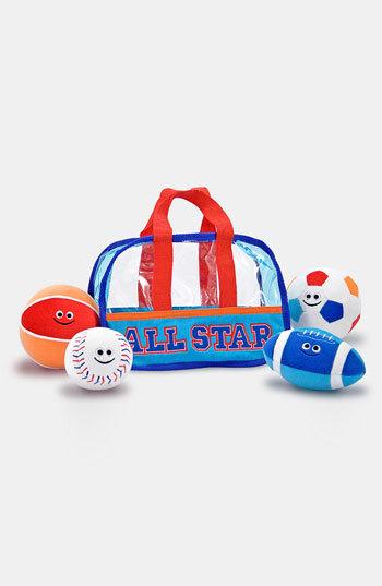 Melissa & Doug Toddler Boy's 'Fill & Spill' Sports Bag