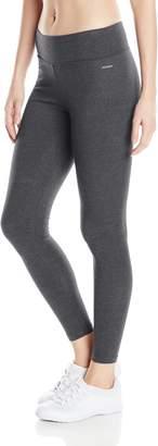 Jockey Women's Plus Sizeankle Legging with Wide Waistband