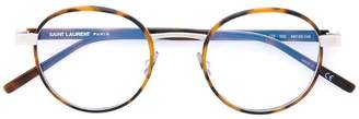 Saint Laurent Eyewear tortoiseshell glasses