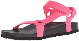 Madden-Girl Women's Cricket Flat Sandal