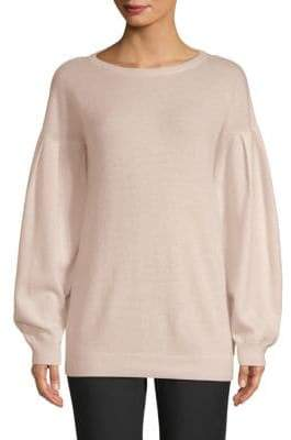 Saks Fifth Avenue Long-Sleeve Cashmere Sweater