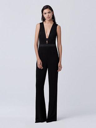 Kyara Tux Jumpsuit $548 thestylecure.com