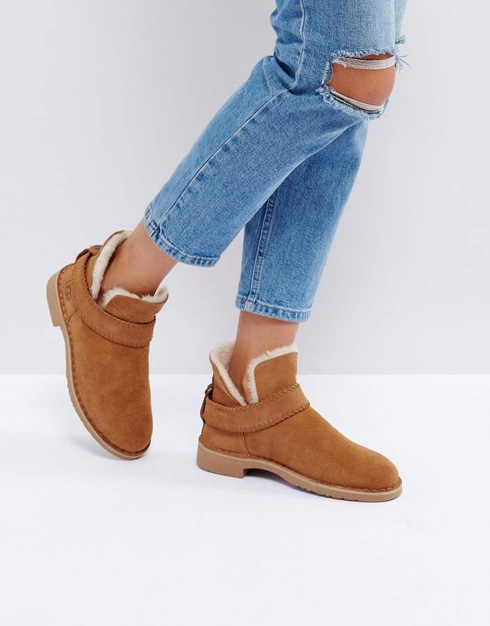 UGG McKay Strap Ankle Boots
