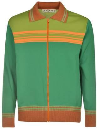 Marni Zipped Cardigan