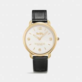 Coach Delancey Slim Watch, 36Mm