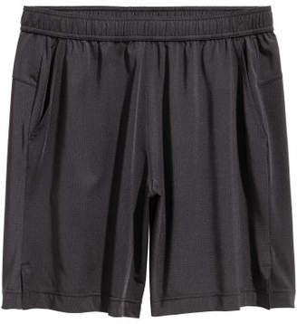 H&M Short Sports Shorts - Black