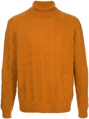 Durban D'urban turtle neck jumper