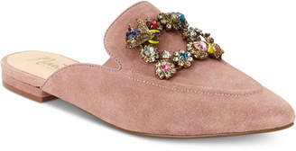 Nanette Lepore Nanette by Gillian Embellished Mules, Created for Macy's