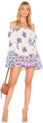 Rococo Sand Flourish Dress