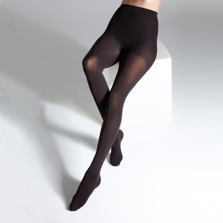Flat Opaque Tights