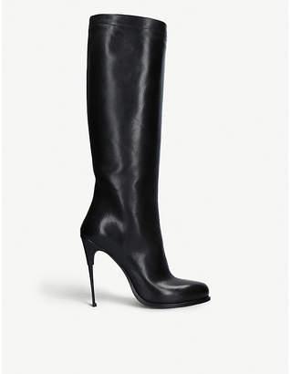 A.F.Vandevorst A F VANDEVORST Stiletto leather boots
