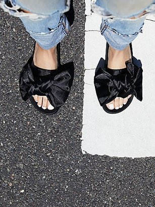 Got Me Twisted Sandal by Jeffrey Campbell at Free People $70 thestylecure.com