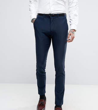 ONLY & SONS Super Skinny Suit Pants In Jersey