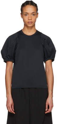 Comme des Garcons Black Volume Sleeve T-Shirt