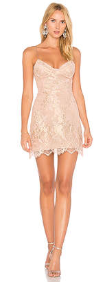 For Love & Lemons Bumble Bustier Dress