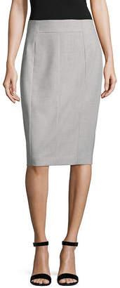 WORTHINGTON Worthington Suiting Pencil Skirt - Tall 27