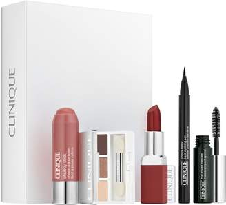 Clinique All Night Glam Set