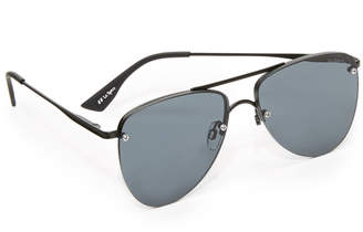 Le Specs The Prince Sunglasses $89 thestylecure.com