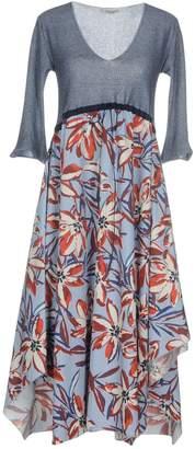 Devotion 3/4 length dresses