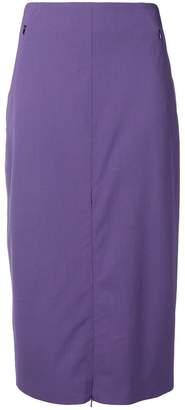 Aalto high-waisted skirt