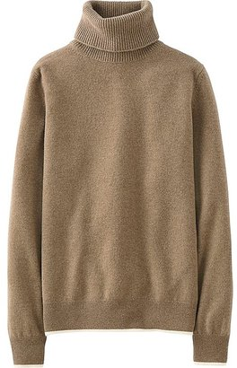 Women Cashmere Turtleneck Sweater $89.90 thestylecure.com