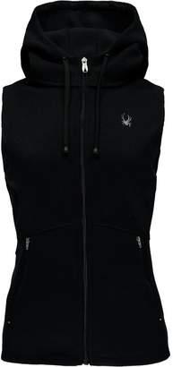 Spyder Bandita Hooded Fleece Vest - Women's