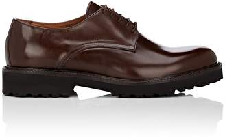 Barneys New York Men's Leather Bluchers
