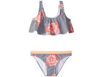 Roxy Kids Young and Free Flutter Set (Big Kids)