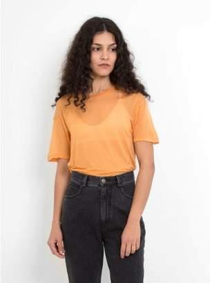 Base Range Baserange Emali Silk Mix T-Shirt