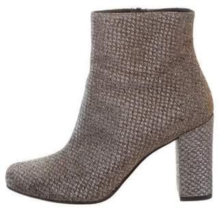 e313d460878 Saint Laurent Babies Glitter Ankle Boots