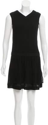 Chanel Wool Mini Dress