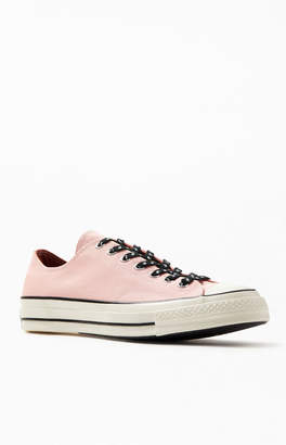 Converse Pink Chuck 70 Low Shoes
