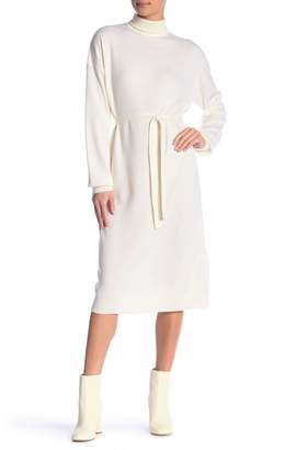 Tibi Merino Wool Sweater Dress