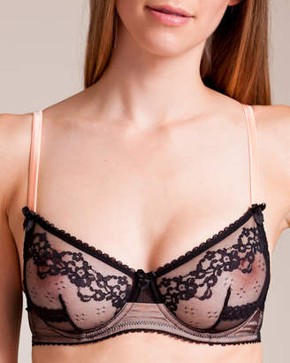 Mimi Holliday Orchid Full Cup Bra