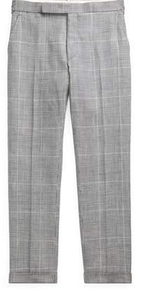 Ralph Lauren Gregory Plaid Suit Trouser
