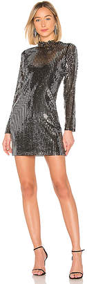 Tanya Taylor Sequin Mini Dress