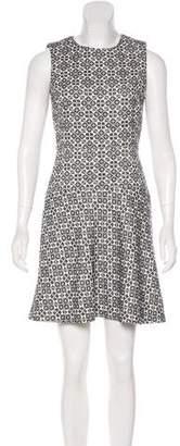 Tory Burch Patterned Mini Dress