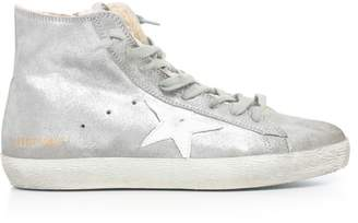 Golden Goose Francy Hi Top Sneakers