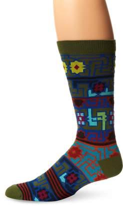 Ozone Men's Byzantine Elements Sock