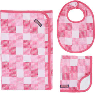 Vineyard Vines Baby Patchwork Diaper Bag Essentials