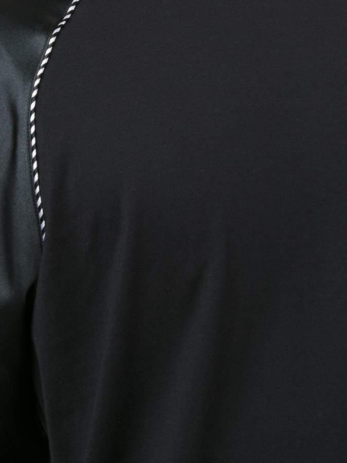 Christian Dada long sleeved souvenir T-shirt