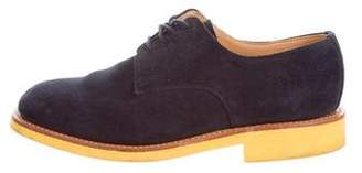 Mark McNairy New Amsterdam Suede Derby Shoes