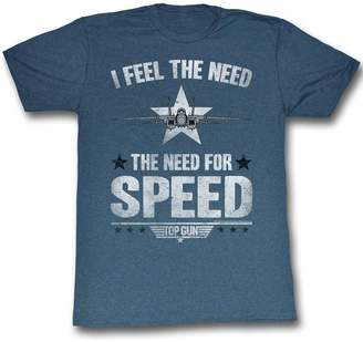 Top Gun Mens Need For Speed T-Shirt