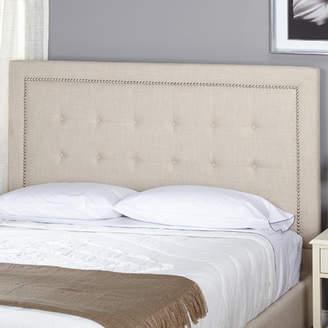 TMS Cortina Queen Upholstered Panel Headboard